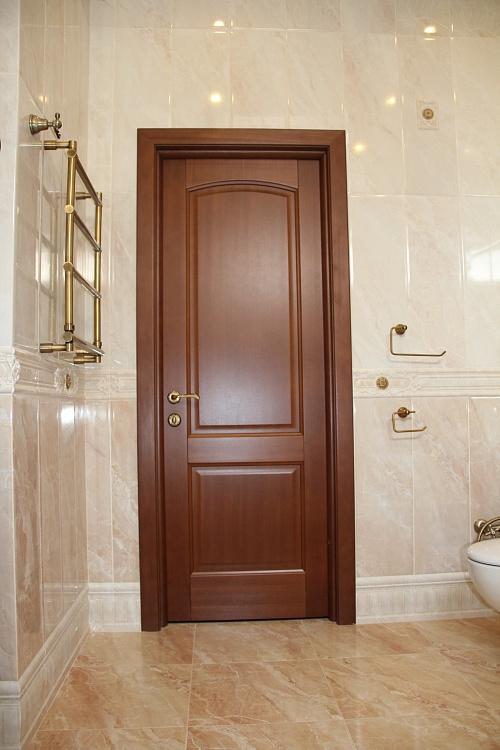Ремонт ванной комнаты косметический.