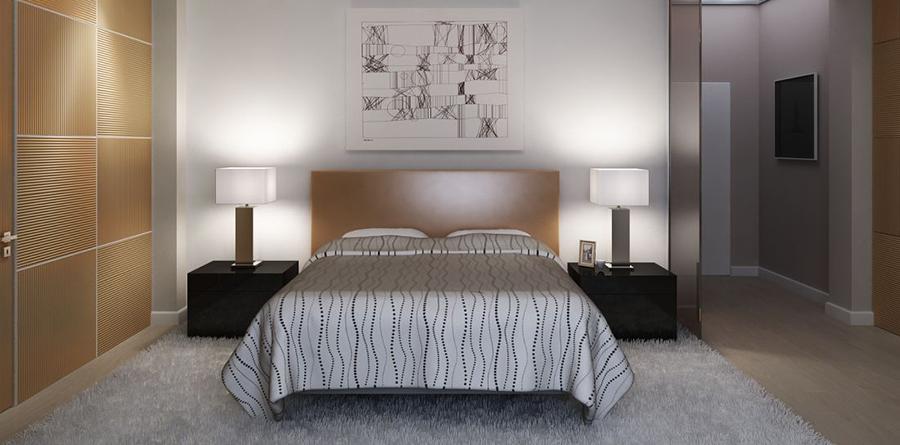 Ремонт комнаты фото спальни